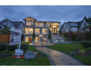 1337 Gordon Ave West Vancouver